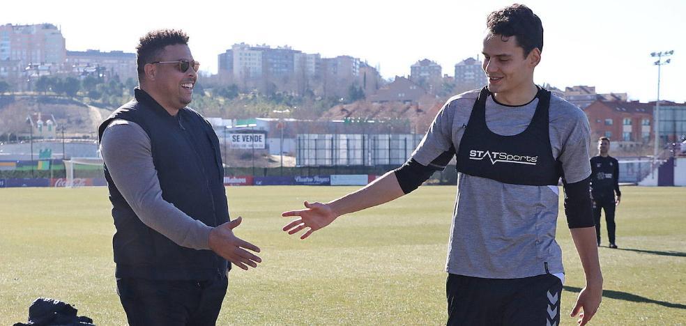 El regreso de Enes Ünal al Real Valladolid, prácticamente cerrado