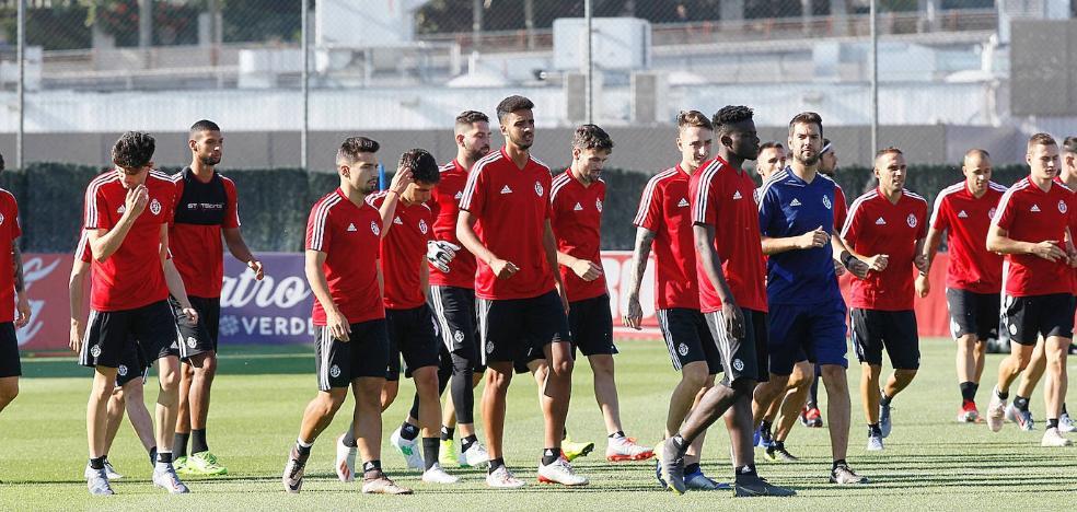 El Real Valladolid empieza la pretemporada sin Antonio Domínguez y Stiven Plaza