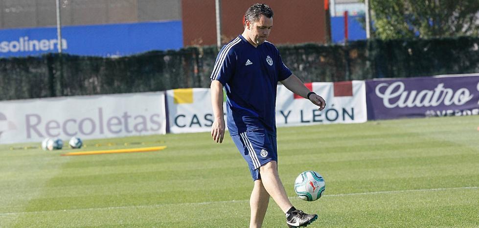 Sergio avisa de que para que haya llegadas al Real Valladolid se tienen que dar salidas