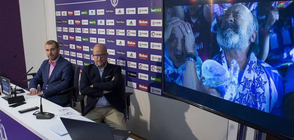 El Real Valladolid estudia modificar el precio de los abonos tras hablar con las Peñas