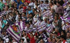 El Real Valladolid rectifica y mantiene el precio de los abonos en los del año pasado