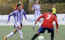 El Real Valladolid Promesas jugará en el Grupo II junto a riojanos, vascos y navarros