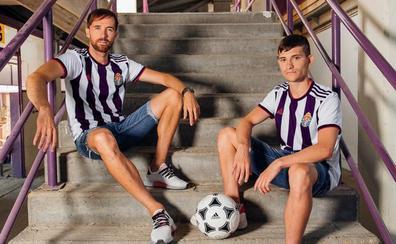 Esta es la nueva equipación del Real Valladolid
