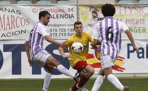 El Real Valladolid cederá jugadores de su cantera al Atlético Tordesillas