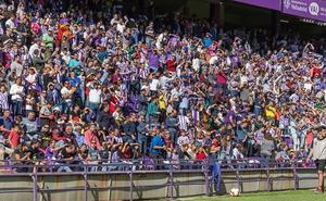 El Real Valladolid anula las citas previas para darse de alta como abonado