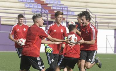 El Real Valladolid Promesas debutará ante el CD Izarra como local
