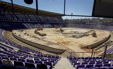 El valor del estadio Zorrilla y los Anexos asciende a 13 millones de euros 37 años después