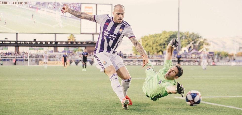 El Real Valladolid mejora las virtudes en el arranque de la temporada