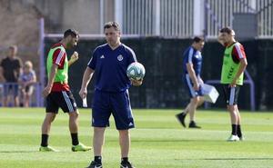 Sergio González: «Ha sido un test de alto nivel, para ser el primero»