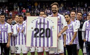 La RFEF cierra el expediente al Real Valladolid, Borja y Keko