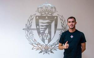 Oriol Rey ficha por el Real Valladolid Promesas
