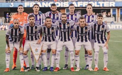 La nueva equipación, un asterisco en la historia del Real Valladolid