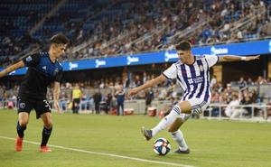 El Real Valladolid se mide de madrugada al descendido Cardiff en su segundo test de pretemporada