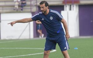 Ricardo López toma las riendas del Real Valladolid Juvenil con el objetivo de ayudar a sus jugadores «a crecer»