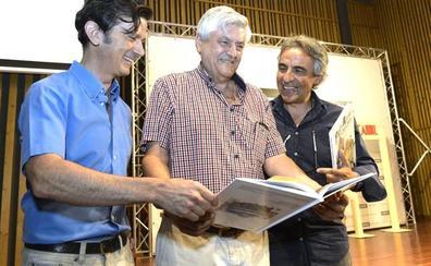 'Pucelín y Ansurón', un cómic de Primera División