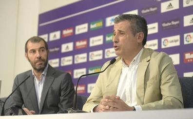 Gómez: «Ronaldo es ambicioso, no vende humo, pero tenemos un 'fair play' financiero que cumplir»