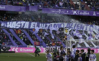 El Real Valladolid cierra el período de renovaciones con 17.642 socios