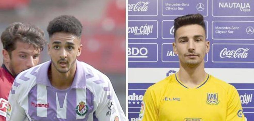 La Cultural solicita al Valladolid las cesiones de Chris Ramos y David Mayoral