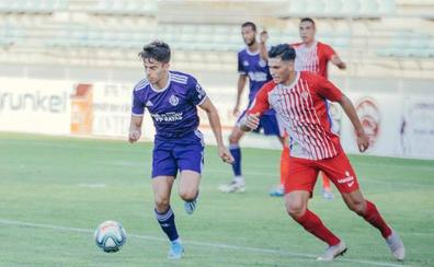 El Pucela gana con autoridad en La Balastera ante el Sporting (2-0)