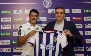 Miguel Ángel Gómez espera que el Real Valladolid alcance los 32 millones de euros de límite salarial