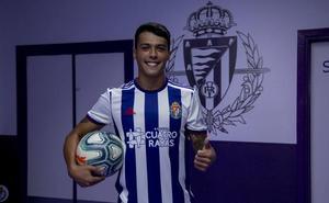 Pedro Porro: «Me gusta el proyecto del Real Valladolid»