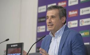 «La plantilla ha aumentado su valor en 55 millones y la FIFA la sitúa en 84 millones» reconoce Miguel Ángel Gómez