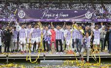 Encuesta: ¿En qué puesto finalizará la liga el Real Valladolid?