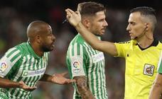 Justa expulsión que benefició al Real Valladolid