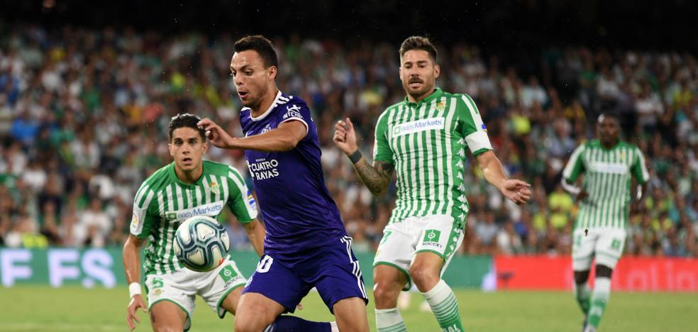 Los detalles dan los tres primeros puntos al Real Valladolid