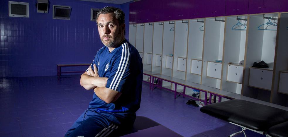 Sergio González: «El objetivo es la permanencia y vamos a sufrir mucho para conseguirla»