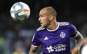 Todo el Real Valladolid contiene la respiración por Sandro