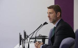 Carlos Suárez: «No tengo más que palabras de gradecimiento»