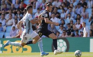 El partido de Bale en Balaídos le pone al frente del resurgir blanco