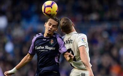 El Real Valladolid visita el Bernabéu sin cláusulas ni miedos