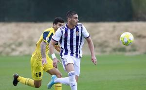El Real Valladolid Promesas aprueba con nota en el debut liguero