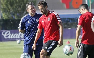 Sergio reconoce «buena predisposición» hacia su renovación con el Real Valladolid, que está «parada»