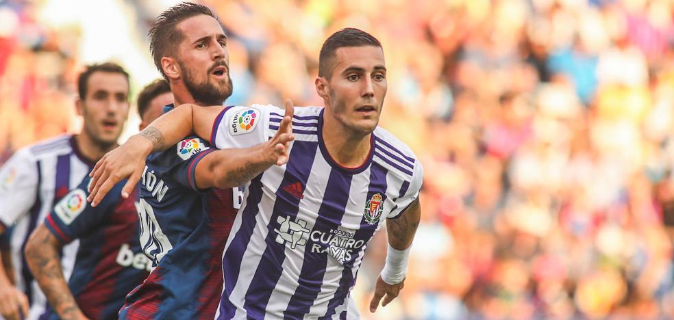 La moneda le sale esta vez cruz al Real Valladolid