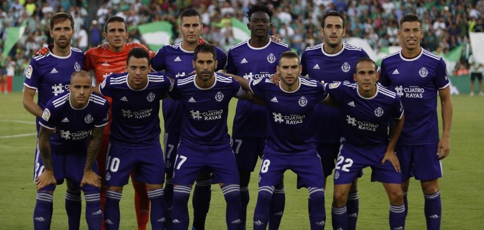 El Real Valladolid 2019-20: un grupo compensado volcado en las bandas