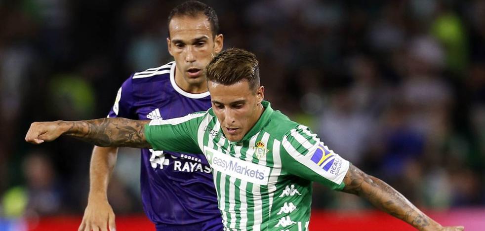Nacho asegura que el Real Valladolid está «creciendo en todas las áreas»