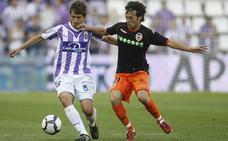 El 'gafe de ferias' ya es talismán para el Real Valladolid