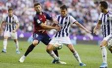 Valladolid y Osasuna firman tablas en un partido muy igualado (1/2)