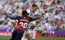 Munuera dejó jugar a Real Valladolid y Osasuna
