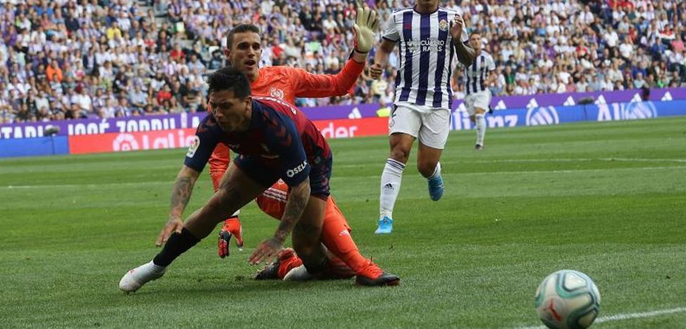 Final en Zorrilla con reparto de puntos entre Real Valladolid y Osasuna