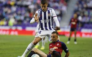 La necesidad del Real Valladolid de jugar al 100%