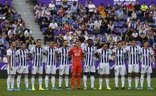 Envidia sana al ver al Real Valladolid