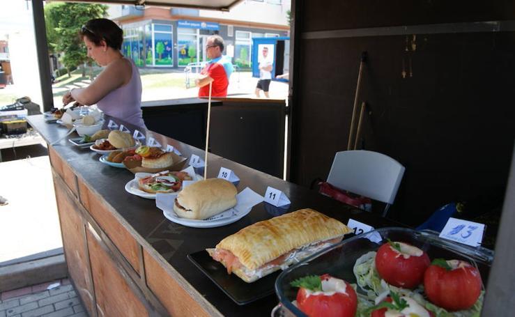 Concurso de Pinchos Feria Gastronómica de La Flecha