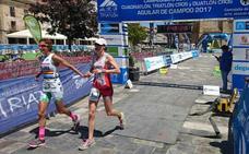 Éxitos en los Nacionales de Duatlón y Triatlón Cross de Aguilar