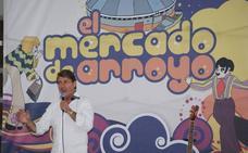 Alfonso Pahino anima El Mercado de Arroyo