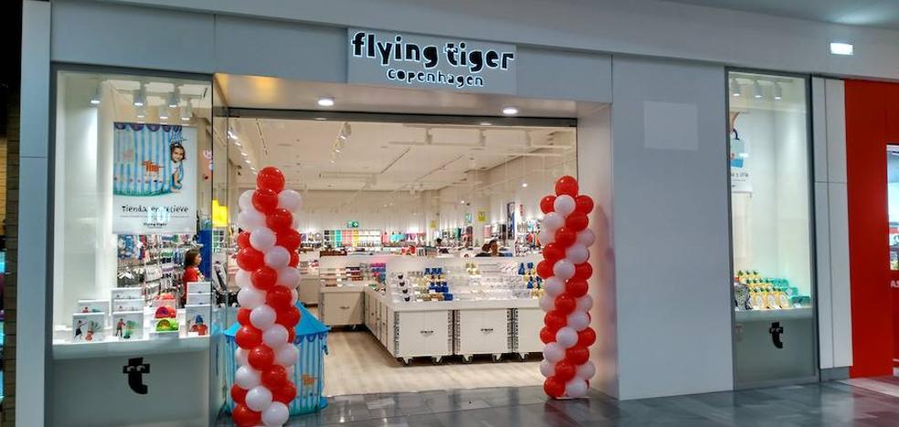 Tiger se incorpora a la oferta comercial de RÍO Shopping