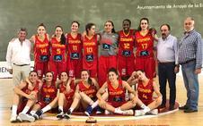 España logra el torneo internacional de Arroyo